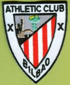 La Liga Athletic Bilbao Spain Football Patch