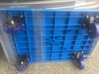 Trolley hand truck 150 kg baru