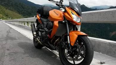 2009 Kawasaki Z750 CBU Japan, Must Sell