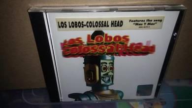 CD Los Lobos - Colossal Head