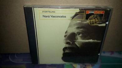 CD Nana Vasconcelos - Storytelling