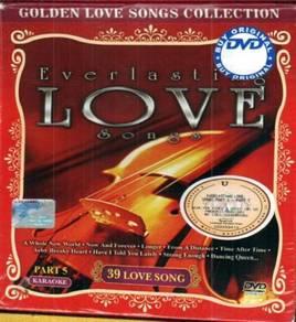DVD Everlasting Love Songs Part 5 Karaoke