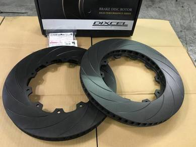 Dixcel Disc Rotor FS Nissan R35 GTR 390mm (Front)