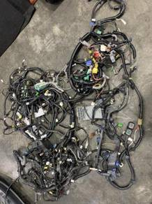Honda civic fd2 type R engine wiring k20a 6 speed