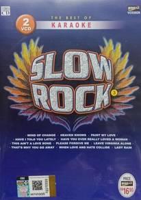 VCD Slow Rock 3 The Best Of Karaoke