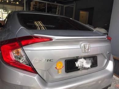 Honda civic fc duct lip spoiler w paint bodykit