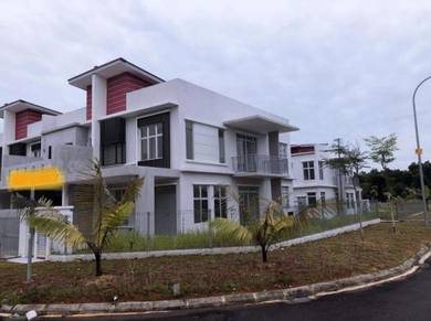 Corner Double Storey Terrace House at Taman Nusantara Prima