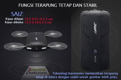 Dron Poket Kawalan 6 Axis Rakaman HD
