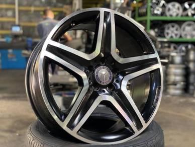 Ori 19 Mercedes GLA250 AMG Rim GLA200 A250 A45AMG