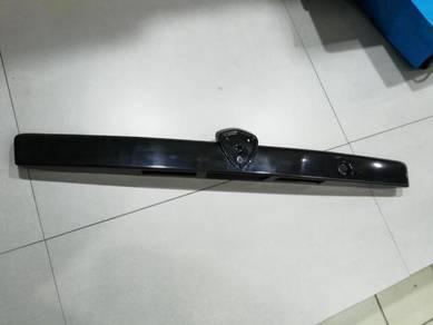 Proton Saga blm fl flx trunk garnish cover BLACK