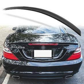 Mercedes SLK R172 AMG Spoiler Gloss Black