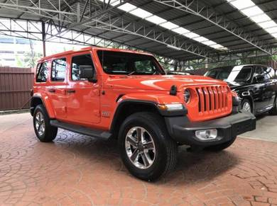 Recon Jeep Wrangler for sale