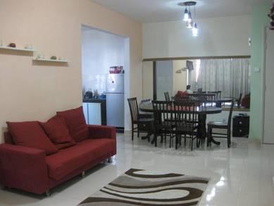 Fully furnished prima u1,shah alam