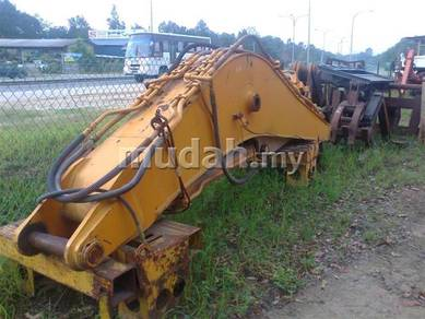 Japan Imported Hitachi Heavy Duty Rock Arm Boom