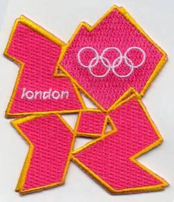 2012 Summer Olympics Games of the XXX Patch