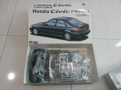 1-24 Hasegawa Honda Civic eg8 eg9 model kit