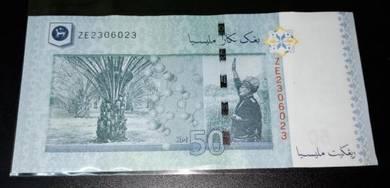 RM50 Zeti Aziz ZE2306023