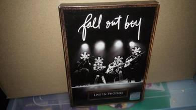 CD Fall Out Boy - Live In Phoenix DVD/CD