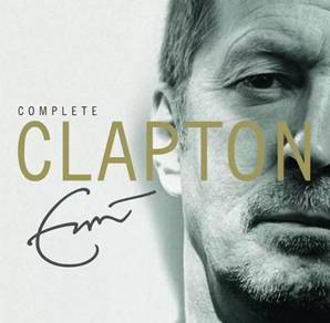 Imported cd eric clapton: complete clapton