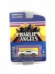 Greenlight Charlie's Angels 1976 Ford Mustang II