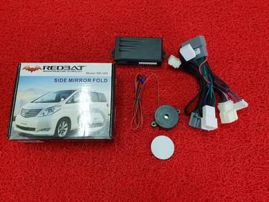 Honda civic fc side mirror auto fold relay buzzle