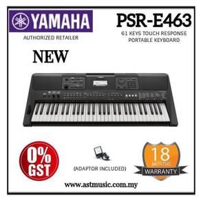 Yamaha PSR-E463 psr-e463 E463 Portable Keyboard