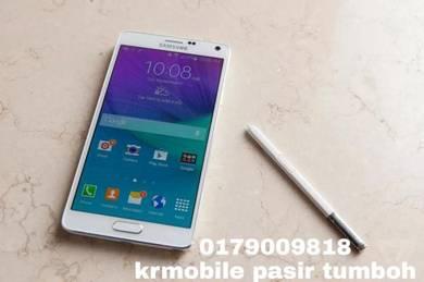 Samsung Notee4/whitee ori