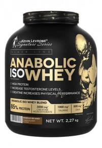 Kevin Levrone Anabolic Iso Whey - 5Lbs