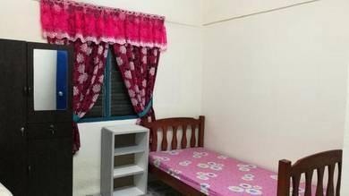 Single Room Fully Furnish 4 Muslim Men Apart Colleg Garden Nilai