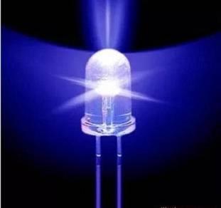 5mm Super Bright LED - Blue
