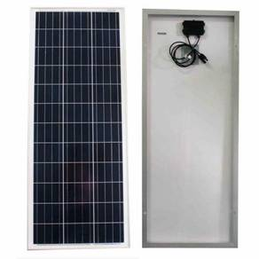 100W Polycrystalline A-Grade Solar Panel