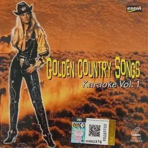 VCD Golden Country Songs Karaoke 1