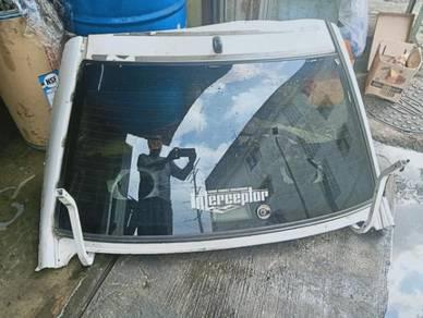 Mitsubishi lancer turbo Evo 7 8 9 ct9a cermin rear