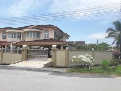 Sunny Hill Park,Double storey semi detached(17.72 points)
