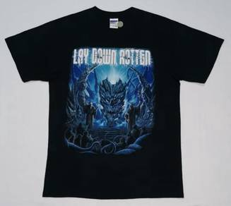 Lay Down Rotten : Mask Of Malice Band (SIZE L)