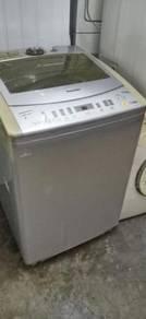 Brand panasonic 13.0 kg mesin basuh auto