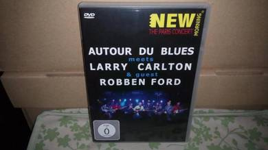 DVD Autour Du Blues/Larry Carlton/Robben Ford