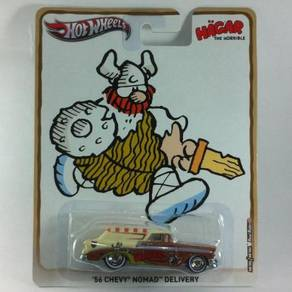 Hotwheels Pop Culture Hagar The Horrible '56 Chevy