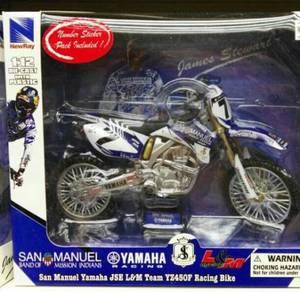 San Manuel Yamaha JSE