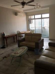 Partial Furnished Lagoon Perdana Apartment at Bandar Sunway for RENT