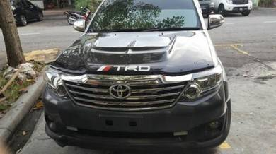 Toyota hilux vigo carbon fibre bonet bonnet