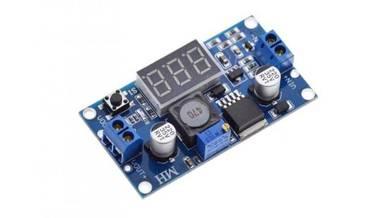 DC-DC Adjustable Voltage Module LED Voltmeter