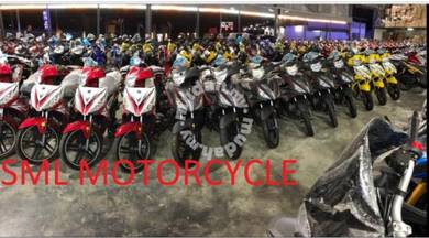 New sym sport rider 125 i sekarang dp