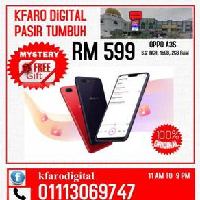 2GB Oppo A3S