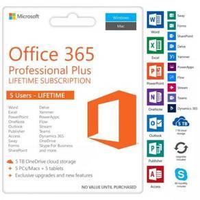 New Sealed Original Microsoft Office 365