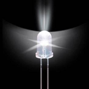5mm Super Bright White LED