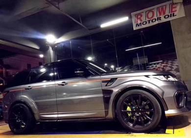 Range Rover Sport Aspec Bodykit RangeRover bodykit