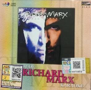 VCD Richard Marx The Best Of Karaoke