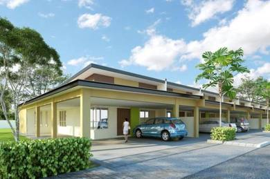 NEW 4 bedroom Single Storey Corner at Marina Jaya Malihah Moyan