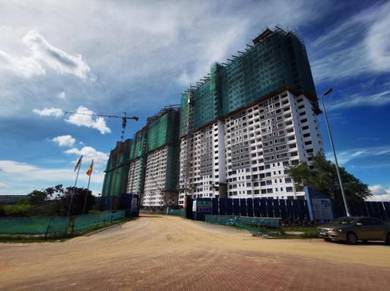 0% DOWNPAYMENT New Residensi Cyberjaya - Cyber 10 (Prime Location)